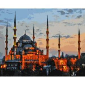 GX21192 Мечеть, 40х50 см