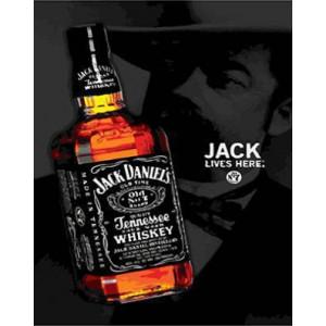 "GX21662 ""JACK LIVES HERE"", 40х50 см"