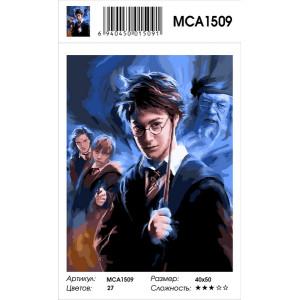 """MCA1509 Картина по номерам """"Самый известный волшебник"""", 40х50 см"""