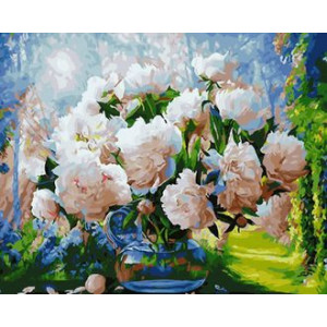 Картина по номерам 40х50 GX 29949 Весенний букет 40x50 см