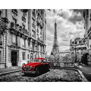 Картина по номерам 40х50 GX 29954 Виды Парижа 40x50 см