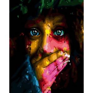 Картина по номерам 40х50 GX 30520 Яркая тишина 40x50 см