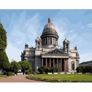 "GX24232 ""Исаакиевский собор"", 40х50 см"