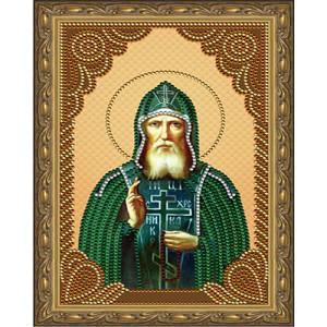Алмазная мозаика 20х30 CDX 014 Икона Сергий Радонежский