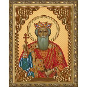 Алмазная мозаика 20х30 CDX 019 Икона Святой