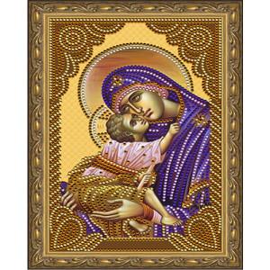 Алмазная мозаика 20х30 CDX 045 Икона Богородица
