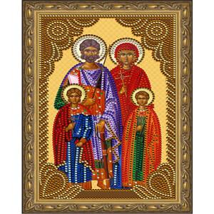 Алмазная мозаика 20х30 CDX 061 Икона Святые