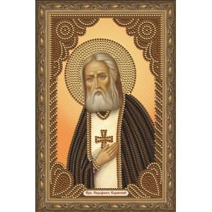 CDX005 Икона Серафимъ Саровский  Алмазная мозаика 20х30