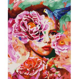 """GF2052 Алмазная мозаика на подрамнике """"Весна в Душе женщины"""", 40х50 см"""