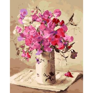 Картина по номерам GX 26111 Вальс цветов 40*50