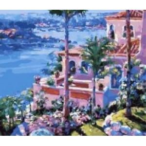 GX 27487 картины по номерам на холсте 40х50 см
