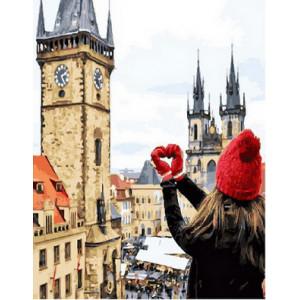 Картина по номерам GX 28965 Любимая Прага 40*50