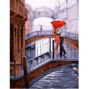 Картина по номерам GX 29047 Романтика мостов 40*50