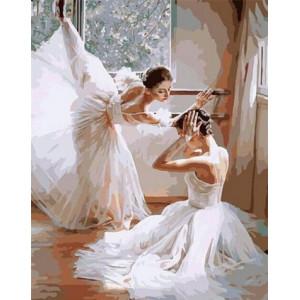 "G399 ""Две балерины"", 40х50 см"