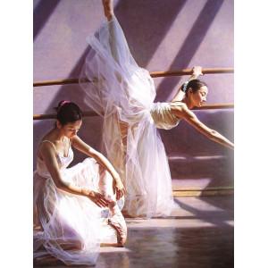 "G400 ""Две балерины"", 40х50 см"