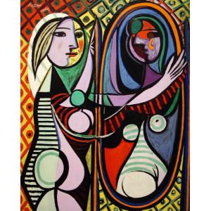 "GХ6924 ""Зеркало"" П.Пикассо, 40х50 см"