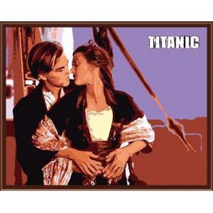 "GX6258 ""Титаник"", 40х50 см"