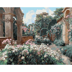 "GX9230 ""Дворцовый сад"", 40х50 см"