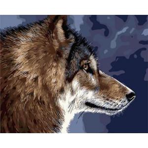 """GX8801 """"Волк"""", 40х50 см купить в Омске недорого"""