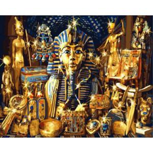 "GХ8977 ""Сокровища Египта"", 40х50 см"