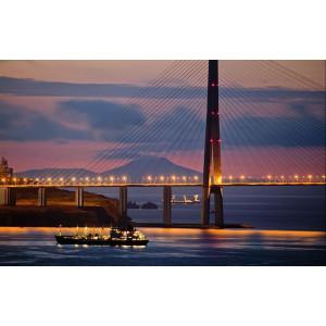 "GX7595 ""Вантовый мост"": (40x50) н"