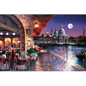 "GX7620 ""Вечер в Венеции"" James Lee , 40х50 см"
