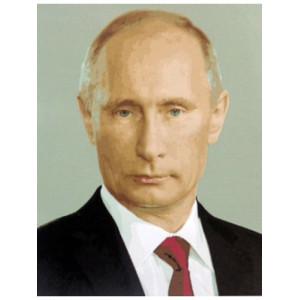 "GX7970 ""Путин"", 40х50 см"