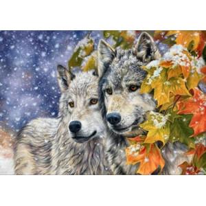 GX8416 Волчья пара 40х50