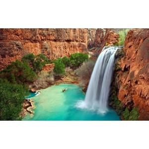 GX3133 Аризонский водопад 40х50см купить в Омске недорого